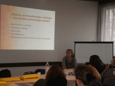 Seminari za stručnjake iz centara za socijalnu skrb