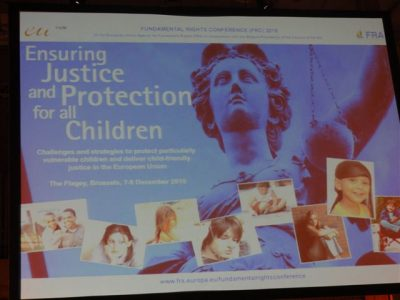 Ensuring justice and protection for all children