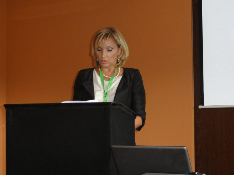 Ravnateljica na svjetskom sastanku forenzičara