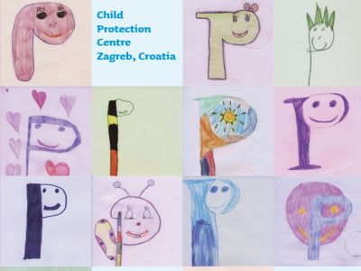 Brochure about Child Protectin Centre of Zagreb