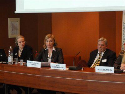 Ravnateljica održala predavanje u Strasbourgu