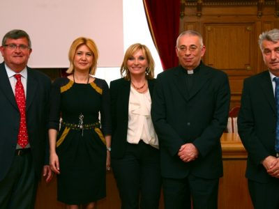Round table in the Archdiocese of Rijeka Family Office
