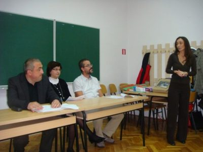 Center Participates at the IV Scientific and Professional Conference in Osijek