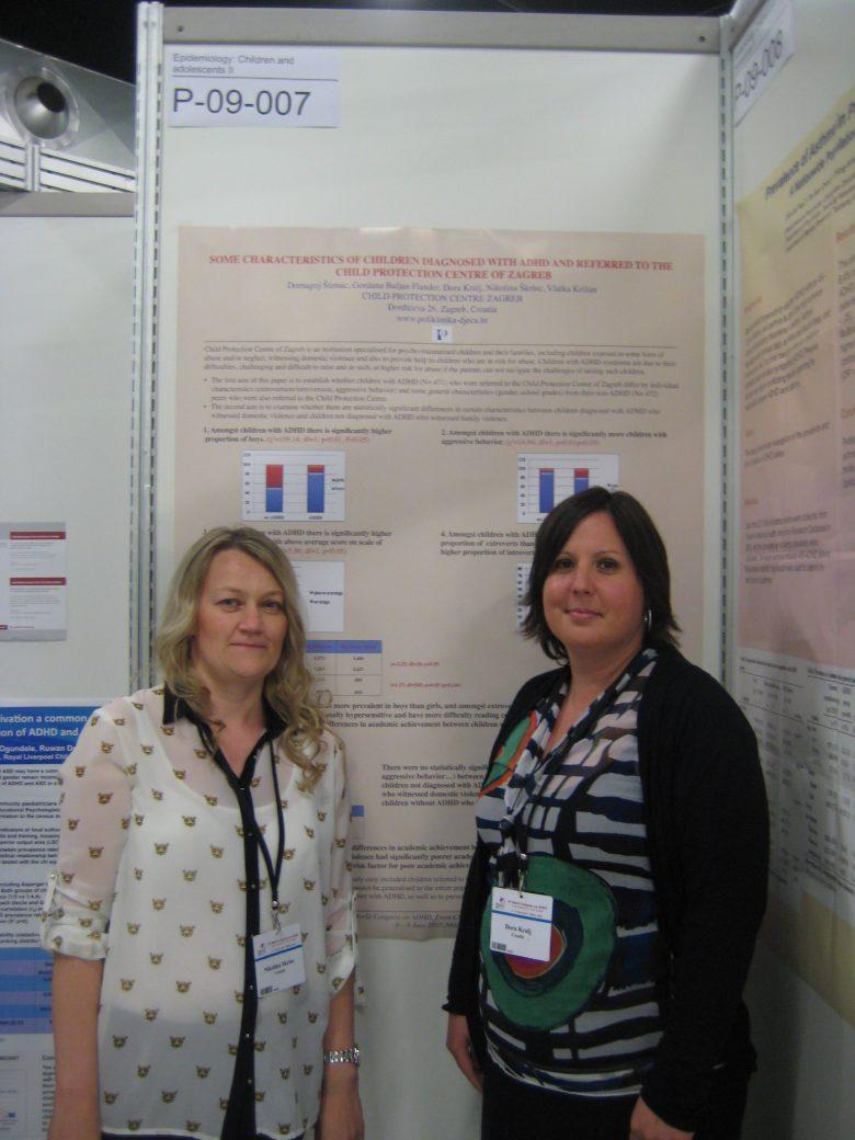 Na ADHD kongresu u Milanu