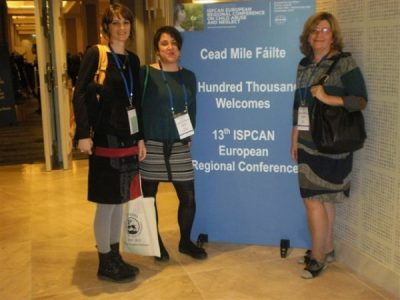 13th ISPCAN Conference in Dublin about Protecting Children in a Changing World