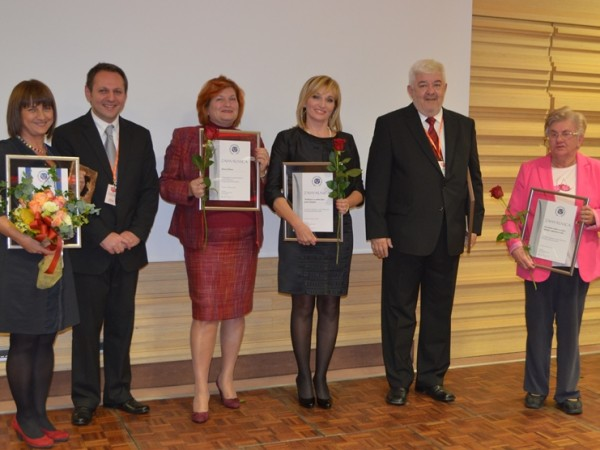 Child Protection Center of Zagreb Given Certificate of Acknowledgement by Croatian Psychological Chamber