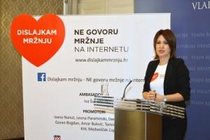 """Nacionalna kampanja """"NE govoru mržnje na internetu"""""""