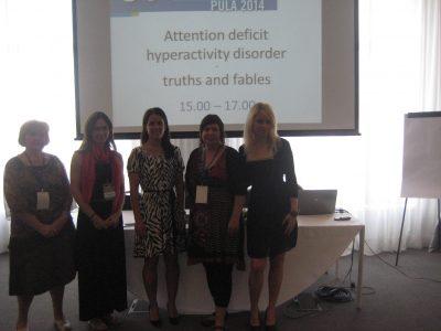 O hiperkinetskom poremećaju na međunarodnom kongresu u Puli