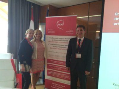 Ravnateljica održala pozvano predavanje na 2. međunarodnom kongresu Hrvatskog društva ortodonata