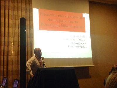 Na 6. hrvatskom psihijatrijskom kongresu u Zagrebu