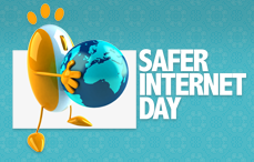 Child Protection Center of Zagreb marking the Safer Internet Day