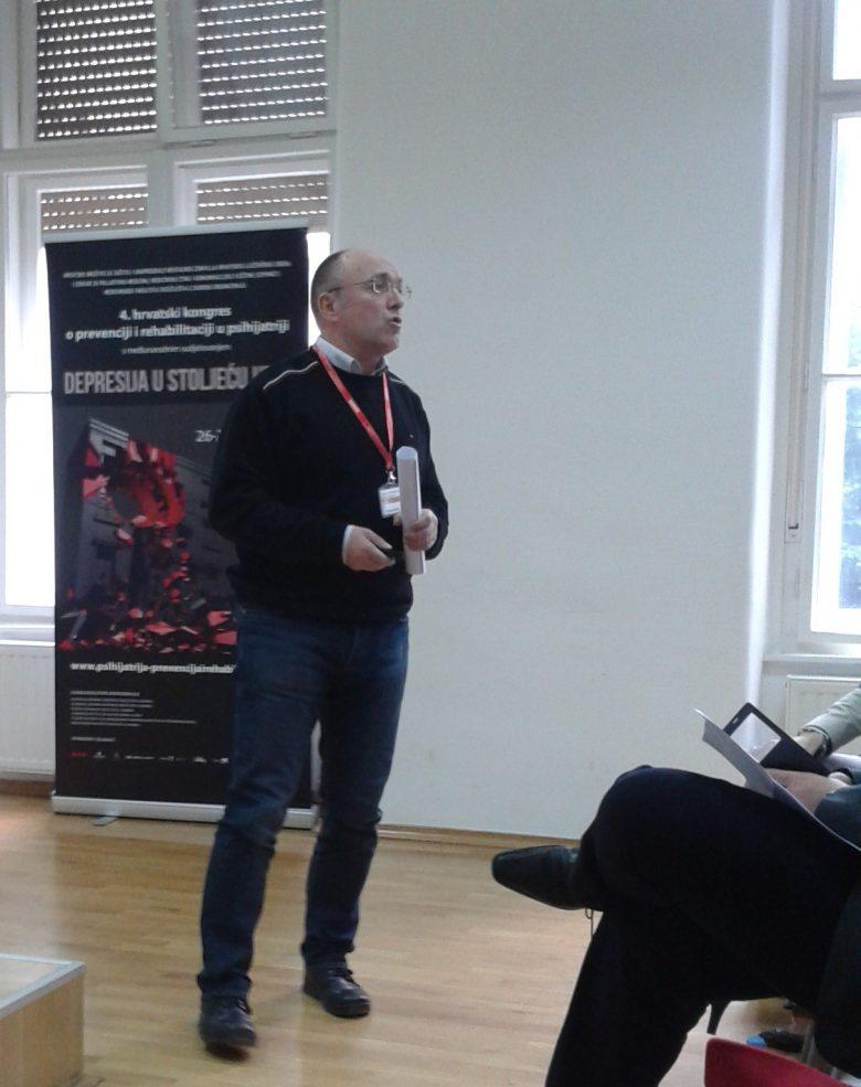 Na 4.hrvatskom kongresu o prevenciji i rehabilitaciji u psihijatriji