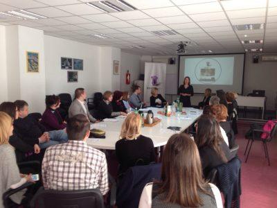"""Hrabri telefon partner u projektu """"Regionalni resorni centar za zaštitu djece u Jugoistočnoj Europi"""""""