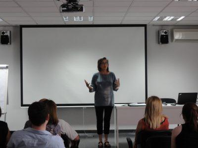 Predavanje za stručnjake – razvijanje kompetencija u okviru geštalt terapije