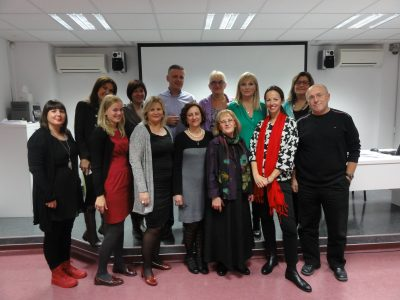 Mental Health Professionals from Belgrade Visit the Child Protection Centre