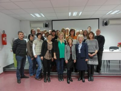 Three-day Training in Forensic Interview Skills for the Centre Professionals