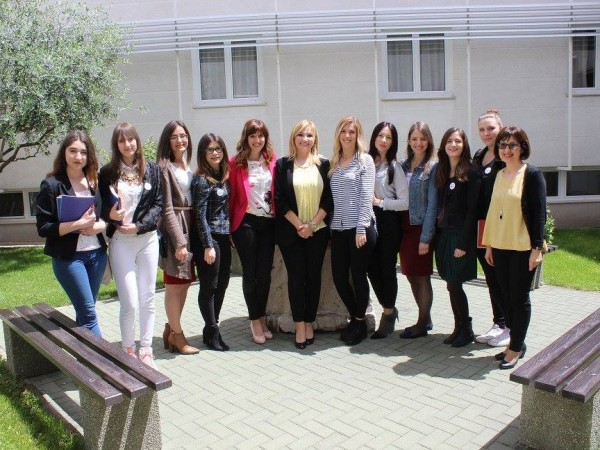 Lecture in Mostar on inter-sector cooperation and multidisciplinary approach in the field of child protection