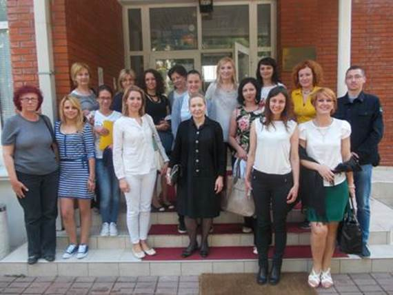Protection of children in criminal proceedings – training in Niš