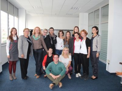 GRADIŠKA: Education – Working with Abused Children