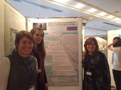 Center`s professionals on 22nd Congress of European Association for Psychotherapy