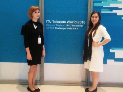 Predstavnice Hrabrog telefona na konferenciji dječjih savjetodavnih linija u Bangkoku
