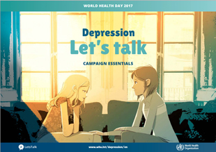 Celebrating 2017 World Health Day Campaign on Depression