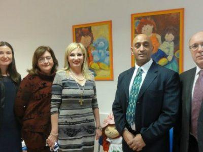Veleposlanik Indije posjetio Polikliniku