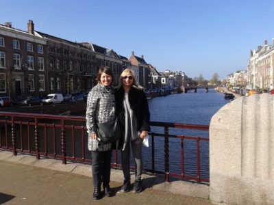 On Third PROMISE project Service Exchange Meeting in Haarlem, Netherlands
