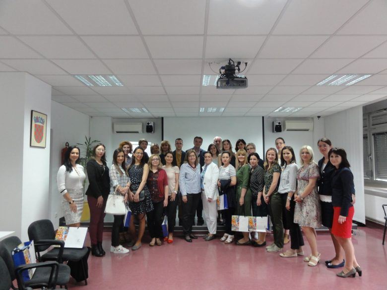Professional Visit of the Psychological Societies of Republika Srpska, Bosnia and Herzegovina and the Brčko District