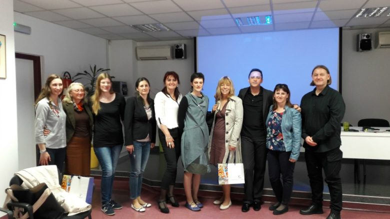 Collaboration with the Council of High School Educators of Zagreb County