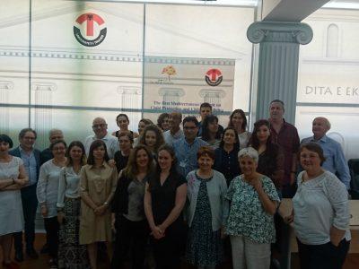 U Albaniji na Prvom mediteranskom skupu za zaštitu i dobrobit djece