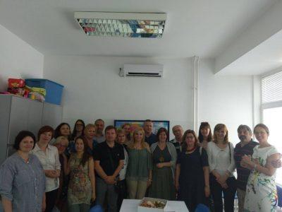Studijska posjeta Institutu za mentalno zdravlje u Beogradu