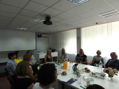 Posjet stručnjaka Centra za socijalnu skrb Žalec iz Slovenije