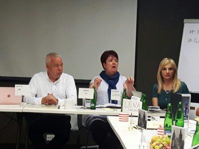 Na skupu europskih stručnjaka koji se bave manipulacijom djecom u razvodu