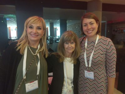 Center`s Model Of Work And PROMISE Project Presented At the 15th ISPCAN Regional Conference In Haague
