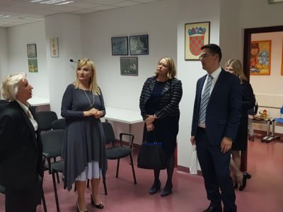Our Centre visited by Australian delegation