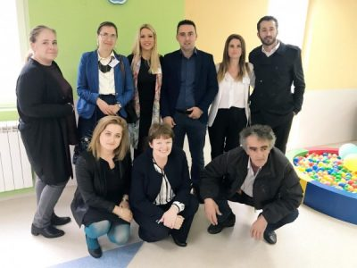 Workshop in Montenegro about running small groups of special needs children without parental care