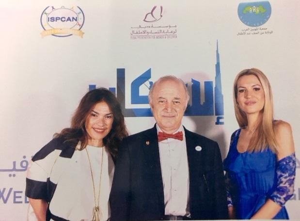 Na ISPCAN konferenciji u Dubaiju