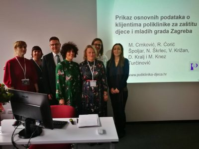 Our experts at the First International Scientific and Professional Conference of the Department of Psychology at the Croatian Catholic University