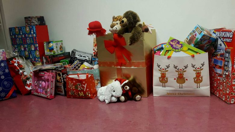 christmas gifts from employees of pliva for children who come to our center - Cheap Christmas Gifts For Employees