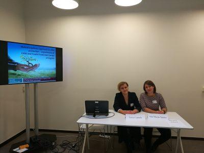 Na Međunarodnoj konferenciji udruženja European Family Justice Center Alliance