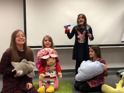 Video i pismo odraslima Dječjeg odbora Poliklinike