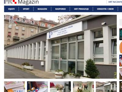 """HRT: Reportaža o 15 godina Poliklinike u """"Dobro jutro, Hrvatska"""""""