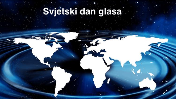 Proslava Svjetskog dana glasa 2018. u Zagrebu