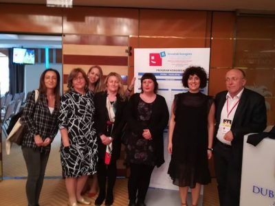 Our Center´s experts at  at the 2nd Croatian Congress on mental health of children and youth