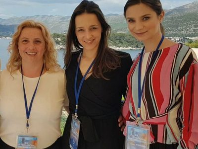 At 13th International Conference on Scoliosis in Dubrovnik