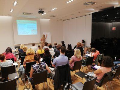 Završetak edukacijskog ciklusa za Centre za socijalnu skrb u Sloveniji