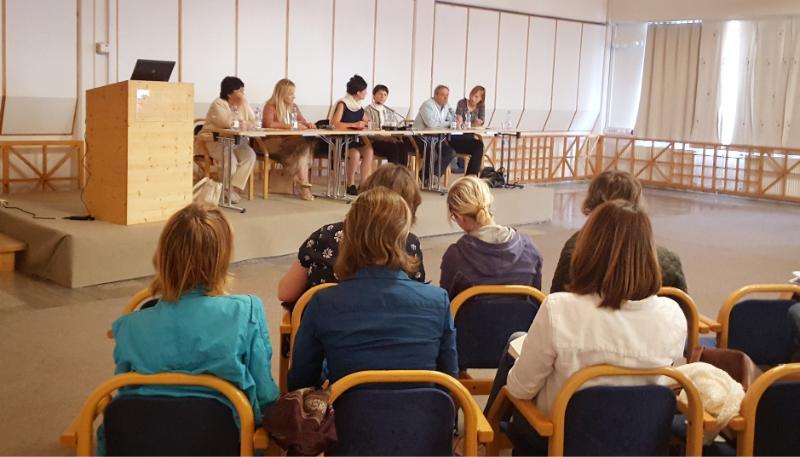 konferencija o traumi Rogla, Gordana Buljan Flander