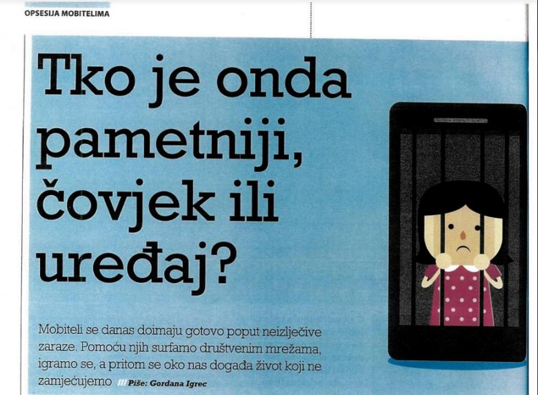 REVIJA HAK-a: Opsesija mobitelima