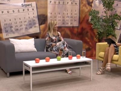 Jabuka TV: Intervju s ravnateljicom prof. dr. sc. Gordanom Buljan Flander